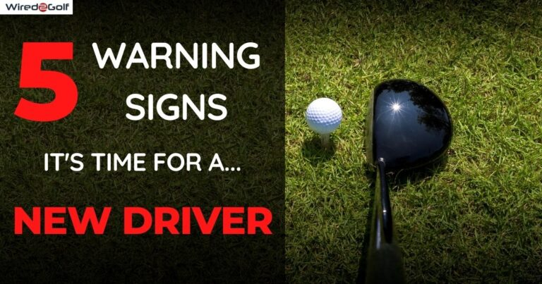when to replace your driver in golf